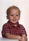 Ben's 3rd birthday June 19, 2002
